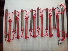 Rope ladder indoor outdoor children grownups. by PracticalLatvian