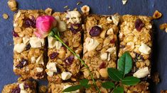 Flapjacks are a staple for packed lunches and after-school treats in our house, which is why we are seldom without them. They are quick and easy to make – this recipe's definitely one to do with...