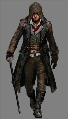 Assassins Creed Jacket from Syndicate by Jacob Frye