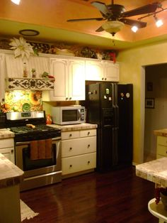 Cool Tuscan Kitchen Ideas Interior