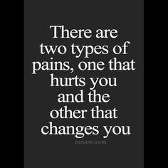 2 ways to move out of pain