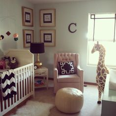 Mint Nursery, gender neutral nursery inspiration fit perfect for a baby boy or girl