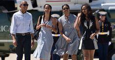 Michelle Obama und ihre Töchter sind für Sie hier mehr zu geben Sundress Envy - http://bestemoderne-mode.com/michelle-obama-und-ihre-tochter-sind-fur-sie-hier-mehr-zu-geben-sundress-envy/
