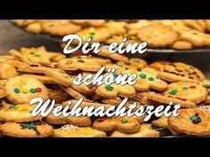 Schöne frohe Weihnachten Advent Ein Videogruß für Dich ❤ - YouTube Advent, Cookies, Desserts, Youtube, Christmas Time, Nice Asses, Crack Crackers, Tailgate Desserts, Deserts