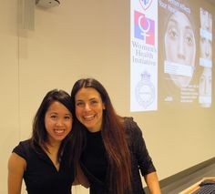 Many thanks to Dr. Tuong-Vi Nguyen for her presentation: How Sexism Affects Your Health