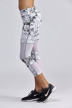 Aileen Marble 7/8 Tight by Bandier