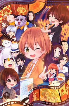 ジェルたん Kawaii Chibi, Chibi, Anime Boy, Mystic, Cool Art, Manga