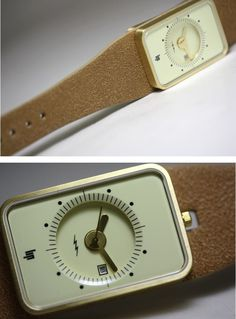 Analog Watches, Old Watches, Wrist Watches, Watches For Men, Watch Ad, Industrial Design, Product Design, Men's Fashion, Mirror