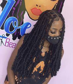 Box Braids Hairstyles, My Hairstyle, Braided Hairstyles For Black Women, Baddie Hairstyles, Protective Hairstyles, Protective Styles, Black Girl Braids, Braids For Black Hair, Girls Braids