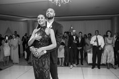 I surprised Kimberly with Daley, another one of her favorite singers for our first dance. We stayed on the dance floor almost all evening and the party didn't end until 2:00 a.m.