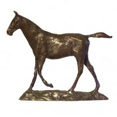 Corbin Bronze Sculpture Horse