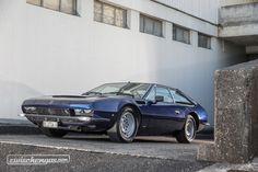 Lamborghini Jarama 400 GTS (1976) - elegantes Coupé von Designer Marcello Gandini © Daniel Reinhard #LamborghinJarama #Lamborghini #Jarama #Gandini #zwischengas #classiccar #classiccars #oldtimer #oldtimers #auto #car #cars #vintage #retro #classic #fahrzeug