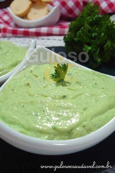 Pasta de Ricota e Frango » Liquidificador, Patês e Pastas, Receitas Saudáveis » Guloso e Saudável