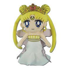 Sailor Moon R Neo-Queen Serenity 8-Inch Plush - Great Eastern Entertainment - Sailor Moon - Plush at Entertainment Earth