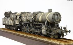 German Kriegslokomotive 52