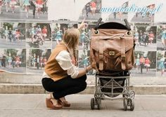 Our magic Diaper Bags fit perfectly on every stroller. We offer you a huge choice of fashionable and handy stroller bags. All our diaper bags are waterproof and easy to clean! Stroller Bag, Slim Legs, Baby Fever, Children, Kids, Diaper Bag, Baby Strollers, It Cast, Purses