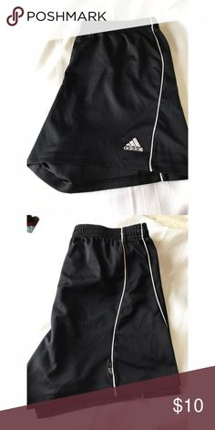 CCO Sale Adidas shorts Size large. Lightweight shorts.no undershorts attached adidas Shorts
