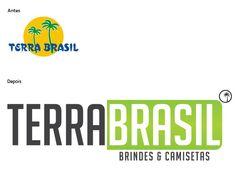 Terra Brasil - Nova identidade visual