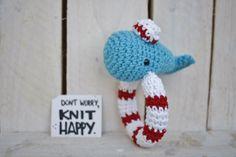 Sonajero Ballena #amigurumi  #amigurumis #crochet #handmade #Handmadewithlove #hechoamano #fetama #crochetaddict #barcelona #bcn #dwkh #dontworryknithappy