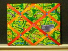 11 x 14 Teenage Mutant Ninja Turtle TMNT by naptimepillowsnmore, $20.00