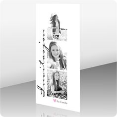 Invitasjon konfirmasjon, 200411 - 2 sider, 99 x 210 mm - Kortshop. Diy And Crafts, Home Crafts, Birthday Invitations, Party, Reception, Polaroid Film, Inspiration, Creative, Holiday