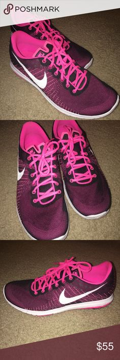 Women's Nike Flex Shoes Brand new never been worn women's Nike Flex shoes! Nike Shoes Athletic Shoes