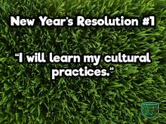 Your Lawn needs New Years Resolutions too! Make sure you read up on the cultural practices you can take to help your lawn flourish. There are plenty of tips available at www.weedmanusa.com!