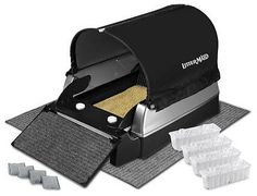Litter Boxes 100411: Littermaid Accessories Automatic Self Cleaning Litter Box Tent Filter Pet Cat BUY IT NOW ONLY: $79.98