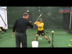 Daily Drills for an All-American Softball Swing - YouTube