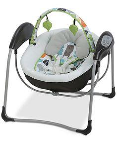 Okoa Stand Hushamok Organic Baby Hammock Bassinet & Myseat Toddler Swing
