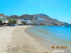 Island Pserimos, Dodecanesee