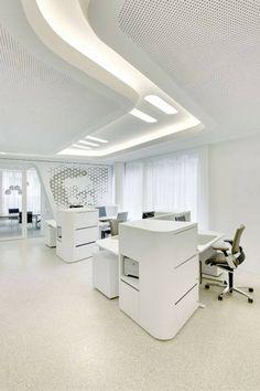 Raiffeisen Bank Office in Zurich by NAU Design Studio