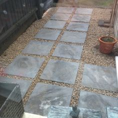 The start of our new garden....