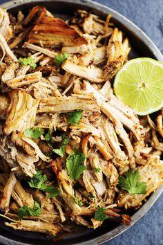 Slow Cooker Pork Carnitas | The Recipe Critic