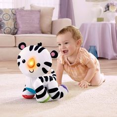 Superb Fisher-Price Touch 'n Crawl Tiger Now At Smyths Toys UK! Buy Online Or Collect At Your Local Smyths Store! We Stock A Great Range Of Fisher-Price At Great Prices.