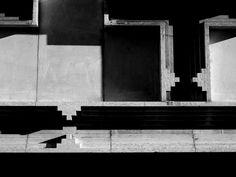 Façade de la banque populaire de Vérone, Carlo Scarpa