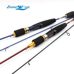 High Quality 1.8m 2 Segments Straight Fishing Rod Telescopic Fishing Rod Carp Feeder Rod Surf Spinning Rod Lure Fishing