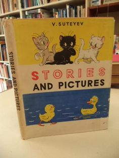 Suteyev, Vladimir Grigorevich [V. Suteev], Stories and Pictures, 1963