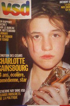 Charlotte Gainsbourg on the cover of VSD #443, 1986 #Leo #Scorpio #Sagittarius #Cancer #crabs #lions #Christina #Ricci #bangs #Wednesday #Addams #violent #feral #witch #boyish #Hamburg #goth #EU27 #Erasmus #Brussels #gothic #Europese #unie #Brexit #nostalgie #Trump #Iovotono #Dokken #arthouse #Indie #bohemian #deathcore #erotiek #rock #chic #kunst #nudes #feminsme #punk #Ευρωπαϊκή #Ένωση #Mary #Elizabeth #Winstead #Macron #Mitterand  #afbeeldingen #magazines #tijdschrift #aikakauslehdet…