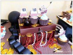 pirate birthday party treasure chest