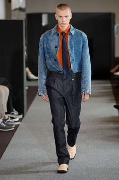 Xander Zhou Spring-Summer 2018 - London Fashion Week Men's