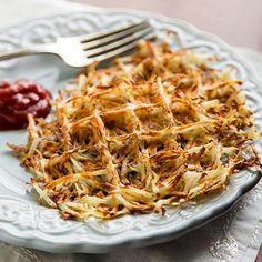 Waffle Maker Recipes: Oil-Free Waffle Iron Hash Browns
