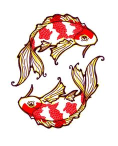 Koi Fish Art | koi fish by MookaDivine on deviantART