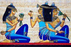 Blue Lotus : The Entheogen of Ancient Egypt ~ http://www.wakingtimes.com/2014/09/08/blue-lotus-entheogen-ancient-egypt/