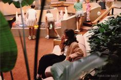 At the mall, 1989 photo by Michael Galinsky Photography Classes, Book Photography, Vintage Photography, Dead Malls, Shopping Malls, The Good Old Days, New Pictures, Vintage Photos, Vintage Cars