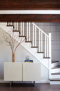 Online shopping from a great selection at Home Store. Build A Loft Bed, Photo Wall Clocks, Stairway Walls, Basement Workshop, Basement Furniture, Staircase Design, Stairways, Mudroom, Stairs