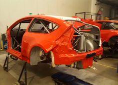 Citroen C4 VTS Coupe rally