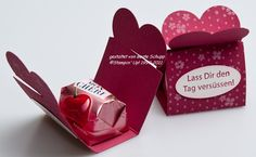 heart nugget treat holder - bjl
