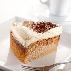 Pastel Frío de Café Köstliche Desserts, Sweets Recipes, Coffee Recipes, Mexican Food Recipes, Delicious Desserts, Cake Recipes, Piece Of Cakes, Cakes And More, Coffee Cake