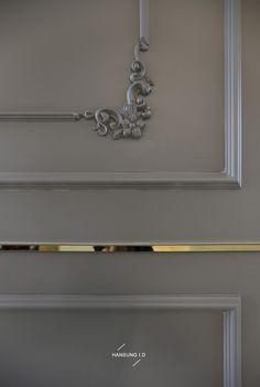 Neat & Classic :: 분당 정자동 파크뷰 아파트 48평 인테리어 _ 깔끔한 클래식 몰딩 인테리어 _ 한성아이디 도곡타워점 잠실점 분당수내점 대치점 : 네이버 블로그
